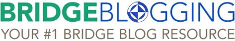 Bridge Blogging